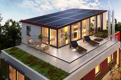 les maisons du futur pour plus de confort coderslife. Black Bedroom Furniture Sets. Home Design Ideas